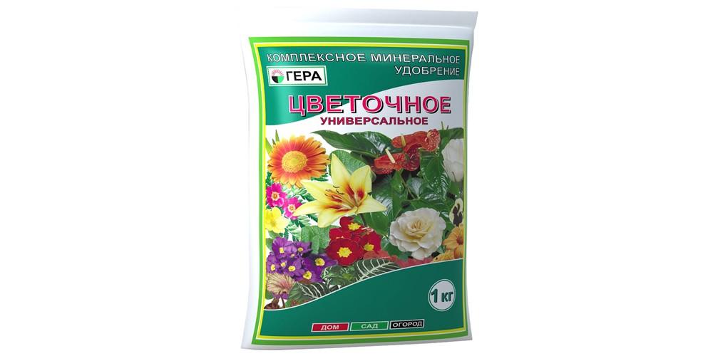 Удобрения для цветов — описание фото видео